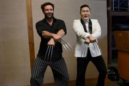 """Psy cùng Big Bang chụp """"ảnh gia đình"""" hậu MAMA 2"""