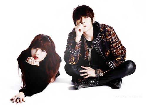 """Nghi án """"cặp đôi rắc rối"""" HyunA và Hyunseung hẹn hò 2"""