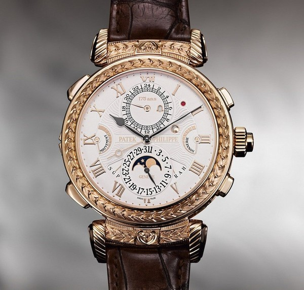 Đây chính là 8 chiếc đồng hồ đắt giá nhất trong năm 2015 - Ảnh 12.