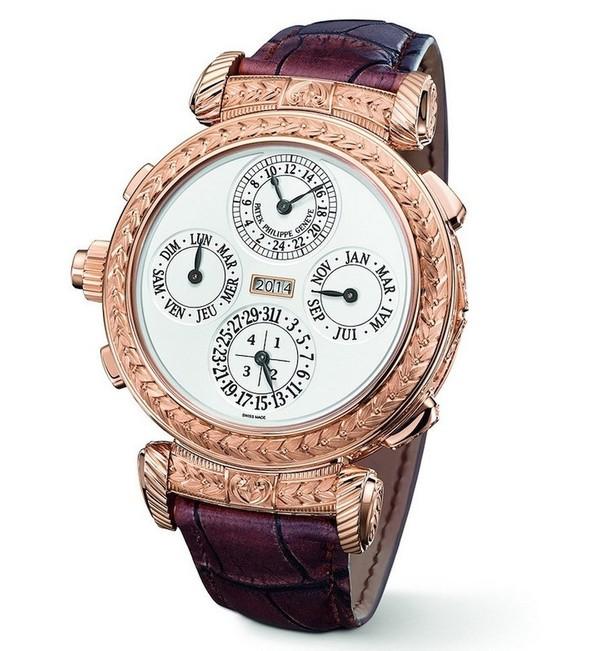 Đây chính là 8 chiếc đồng hồ đắt giá nhất trong năm 2015 - Ảnh 13.