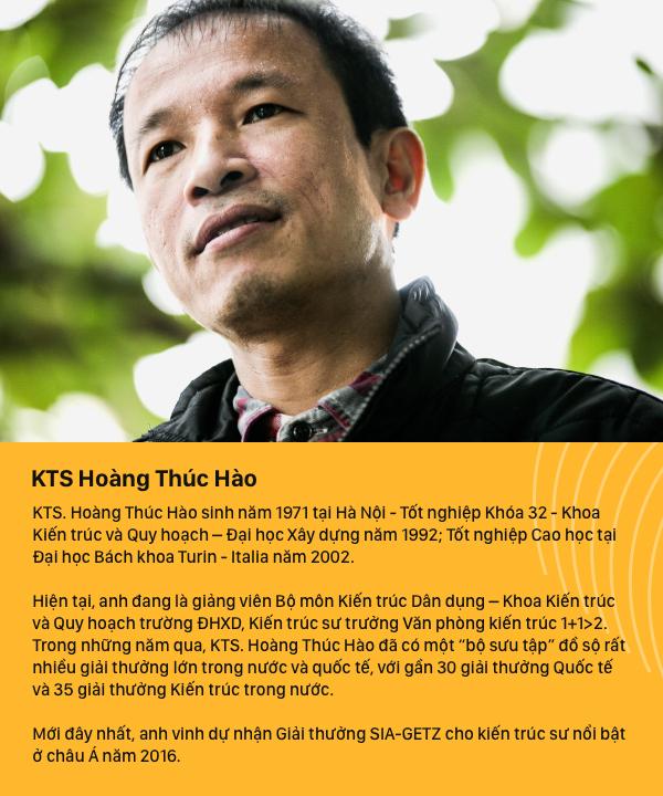 """KTS. Hoàng Thúc Hào: """"Vì có sự thôi thúc từ bên trong, khó khăn với tôi dần biến thành niềm đam mê"""" - Ảnh 3."""