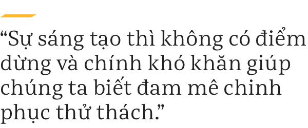 """KTS. Hoàng Thúc Hào: """"Vì có sự thôi thúc từ bên trong, khó khăn với tôi dần biến thành niềm đam mê"""" - Ảnh 4."""