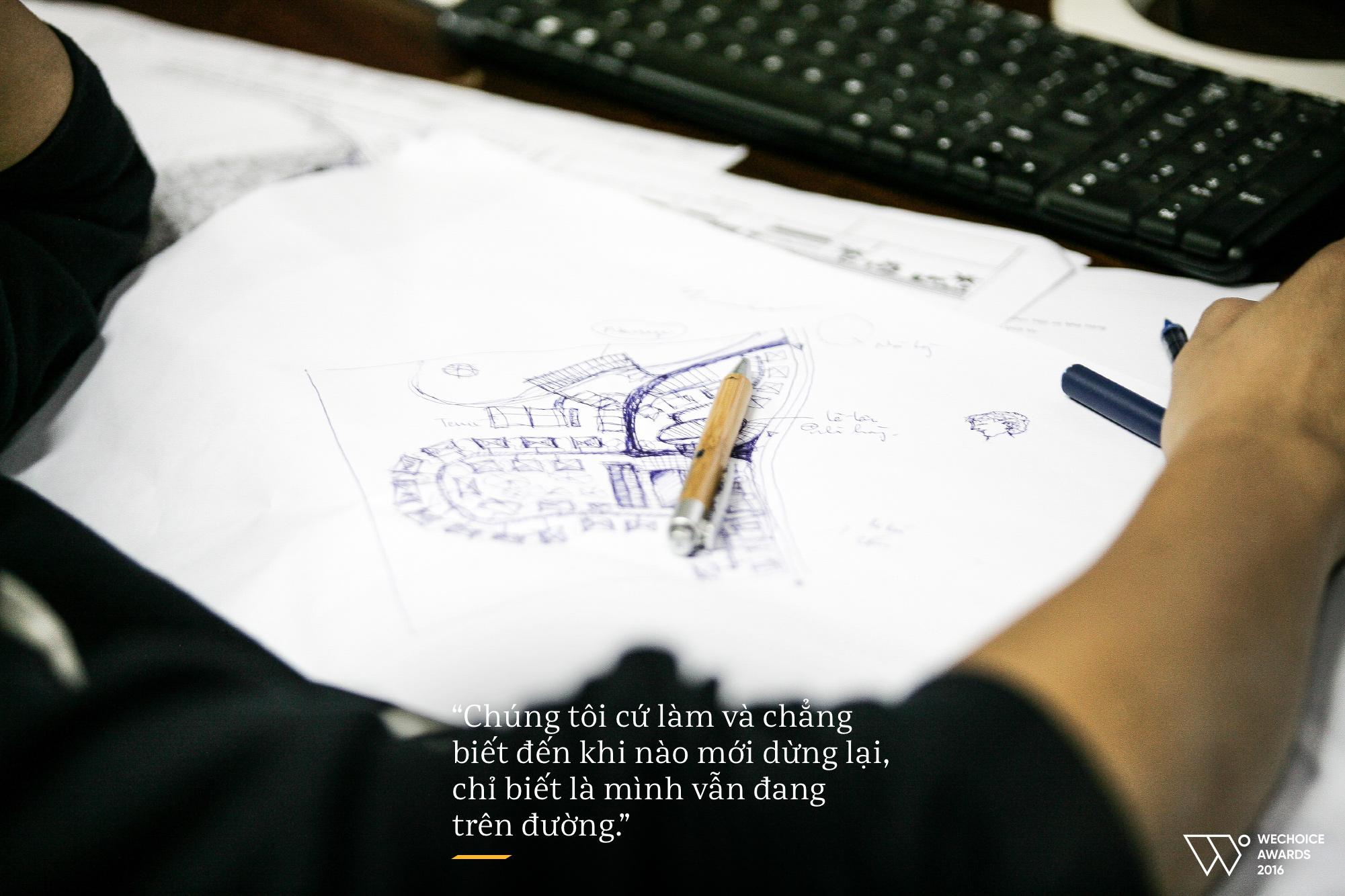 KTS Hoàng Thúc Hào: Người biến ngôi trường trong mơ thành hiện thực cho trẻ em Lũng Luông - Ảnh 8.
