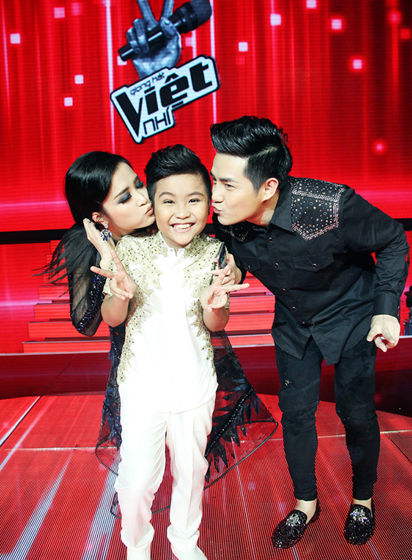 Cặp đôi vàng của showbiz Việt - Ảnh 5.