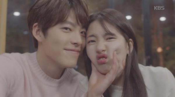 """""""Yêu Không Kiểm Soát"""" tập cuối: Kim Woo Bin ngủ thiếp mãi mãi trên vai Suzy - Ảnh 5."""