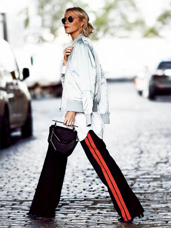 Chiếc quần Zara này đang được các fashionista thế giới thi nhau diện và nó có bán tại store Zara Việt Nam - Ảnh 3.