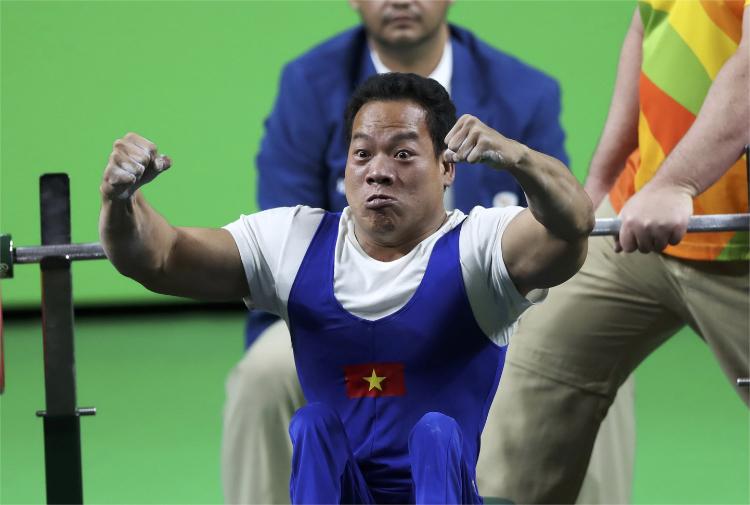 """Lê Văn Công - """"Khi ý thức được mình thiếu đôi chân thì đôi tay tôi đã mạnh mẽ lắm rồi!"""" - Ảnh 5."""