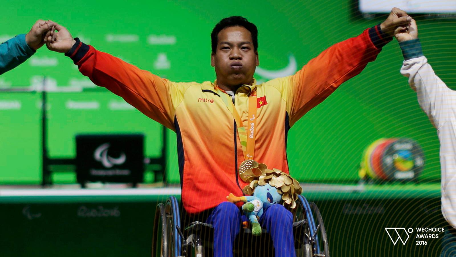 """Lê Văn Công - """"Khi ý thức được mình thiếu đôi chân thì đôi tay tôi đã mạnh mẽ lắm rồi!"""" - Ảnh 11."""