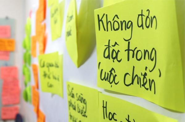 Tổ chức bảo vệ và thúc đẩy quyền của người LGBT tại Việt Nam - Ảnh 4.