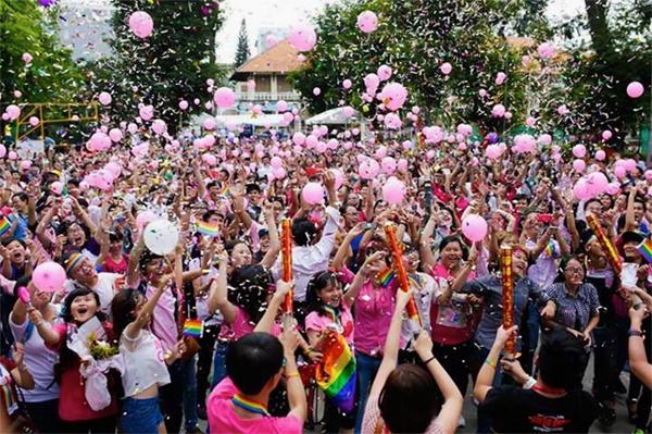 Tổ chức bảo vệ và thúc đẩy quyền của người LGBT tại Việt Nam - Ảnh 5.