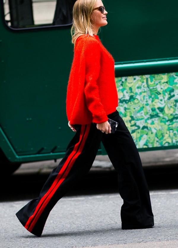 Chiếc quần Zara này đang được các fashionista thế giới thi nhau diện và nó có bán tại store Zara Việt Nam - Ảnh 4.
