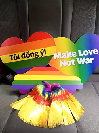 Hành trình tự hào của cộng đồng LGBT Việt Nam - Ảnh 3.