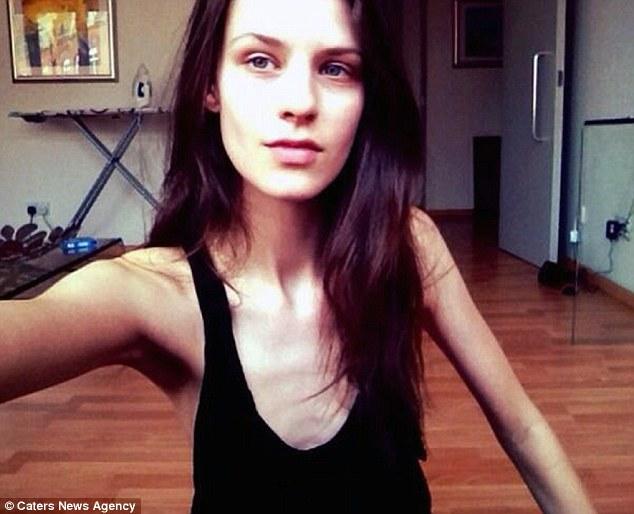 Cựu người mẫu 19 tuổi từng suýt chết vì ép cân tiết lộ mặt trái cay đắng của ngành công nghiệp thời trang - Ảnh 4.