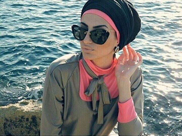 Đây là trang phục dạo phố? Không đâu, nó thực ra là áo tắm của phụ nữ Hồi giáo - Ảnh 10.
