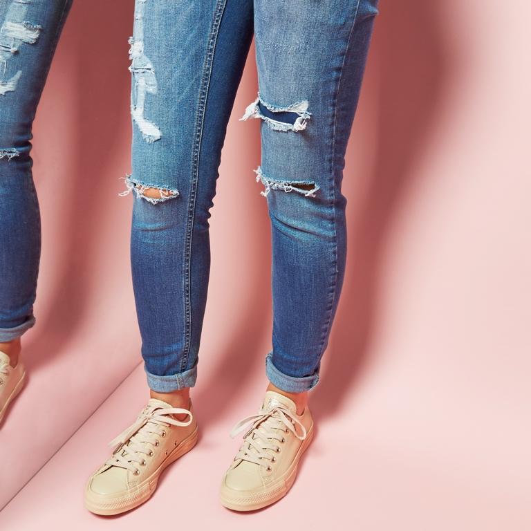 Giày Converse có thể xinh yêu,