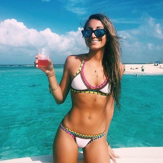Xuất hiện nhiều khủng khiếp trên Instagram, đây chính là bộ bikini hot nhất hè 2016 - Ảnh 8.