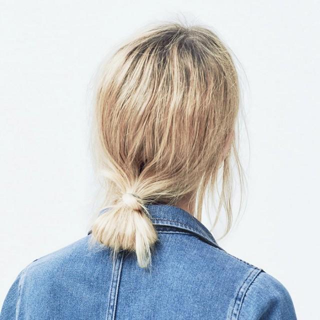 Những kiểu tóc búi hay ho cho tóc ngắn có thể bạn chưa từng nghĩ tới - Ảnh 9.