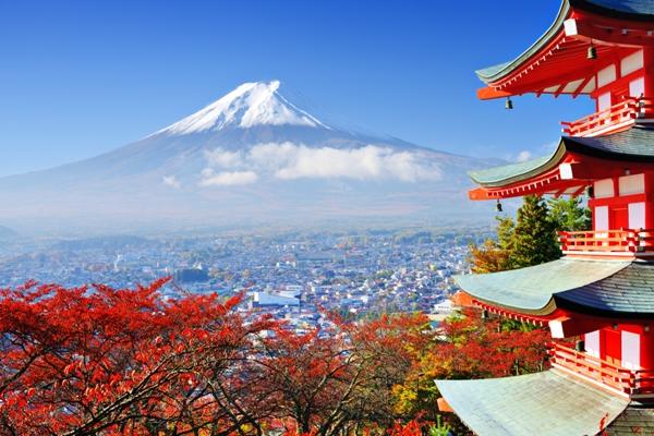 Những điều tuyệt vời khiến ai cũng ao ước được một lần ghé thăm Nhật Bản - ảnh 1