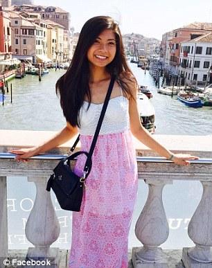 Cô gái Mỹ gốc Việt bị bạn trai cũ giết chết vì ghen tuông - Ảnh 1.