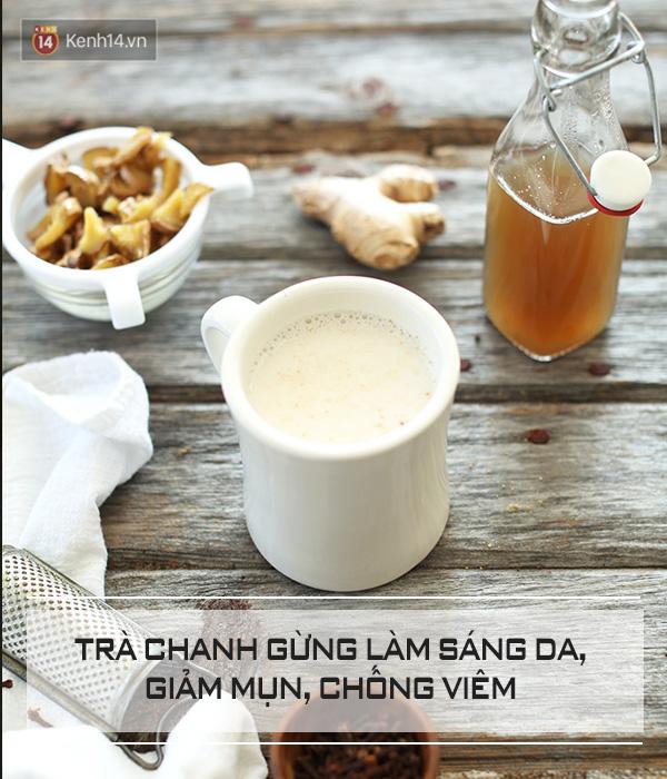 3 loại trà giúp da sáng dáng thon không thể bỏ qua vào buổi sáng - Ảnh 1.