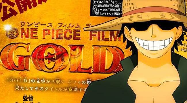 One Piece FIlm Gold sẽ làm hài lòng các fan của băng Mũ Rơm! - Ảnh 1.