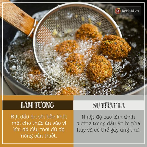 Những thói quen nấu nướng quá đỗi quen thuộc này đang có thể hủy hoại sức khỏe gia đình bạn - Ảnh 1.