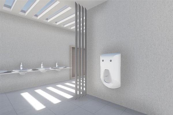 Đây là bồn cầu vệ sinh mà mọi quý ông sẽ muốn thử một lần trong đời - Ảnh 1.