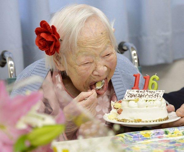 Nhật Bản có hơn 65.000 người trên 100 tuổi - Ảnh 1.