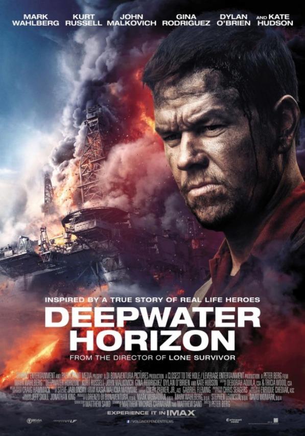 Deepwater Horizon: Câu chuyện có thật về những người anh hùng trên giàn khoan - Ảnh 1.