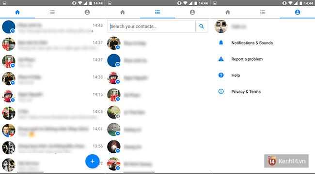 Máy yếu, mạng chậm giờ đây vẫn có thể chat Facebook nhanh như gió - Ảnh 3.