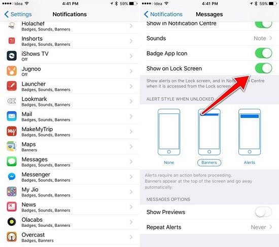 Làm theo những điều này, không ai có thể ngó trộm màn hình khóa iPhone của bạn - Ảnh 2.