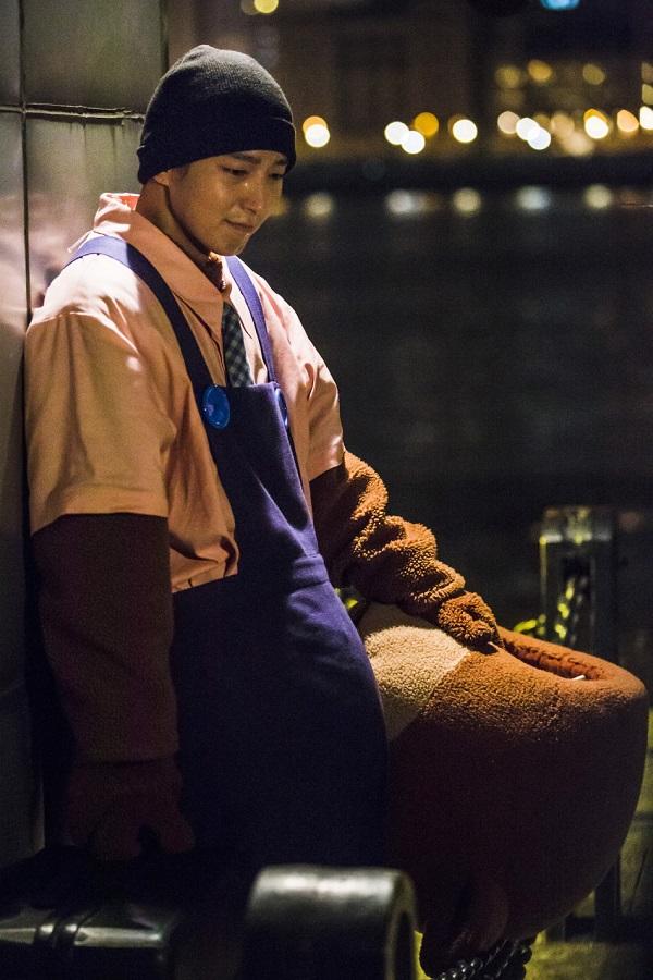 """""""Tứ ca"""" Lee Jun Ki sẽ có nhiều cảnh nóng với bạn diễn Châu Đông Vũ"""