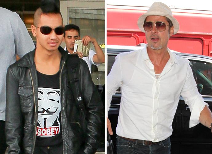 Brad Pitt bị con trai nuôi từ mặt và mắc bệnh truyền nhiễm?