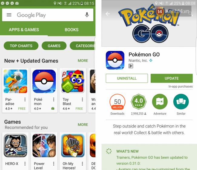 Pokémon GO đã chính thức mở cửa tại Việt Nam - Ảnh 2.