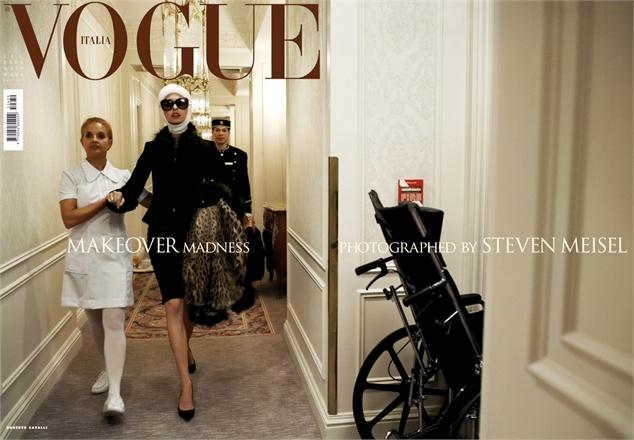 Tổng biên tập - linh hồn của kinh thánh thời trang Vogue qua đời - Ảnh 3.