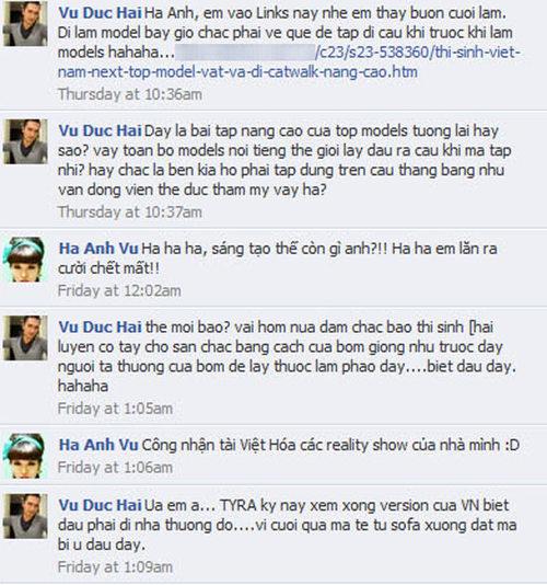 Hà Anh, Xuân Lan, Đỗ Mạnh Cường - Khi bạn cũ quay lưng với Vietnams Next Top Model - Ảnh 2.