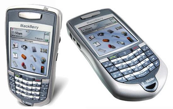 12 chiếc điện thoại BlackBerry từng khiến biết bao con tim yêu công nghệ rung động - Ảnh 3.