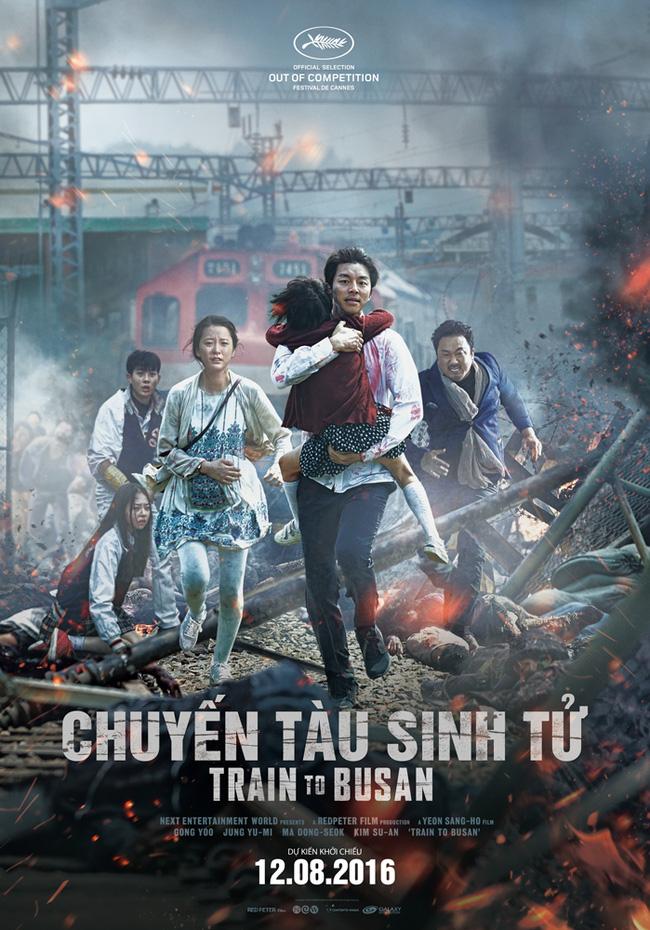 Review phim Chuyến tàu sinh tử (Train To Busan 2016)