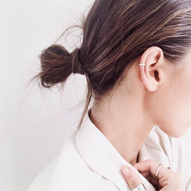 Những kiểu tóc búi hay ho cho tóc ngắn có thể bạn chưa từng nghĩ tới - Ảnh 8.