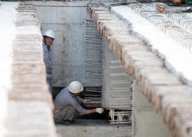 Hợp long toàn tuyến đường sắt trên cao Cát Linh - Hà Đông - Ảnh 10.