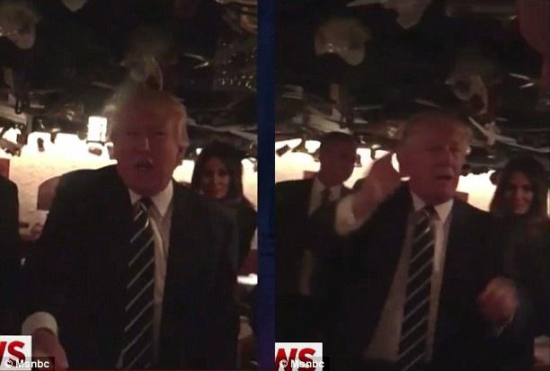 Ông Donald Trump bí mật cùng vợ và các con ăn tối ở Manhattan - Ảnh 2.