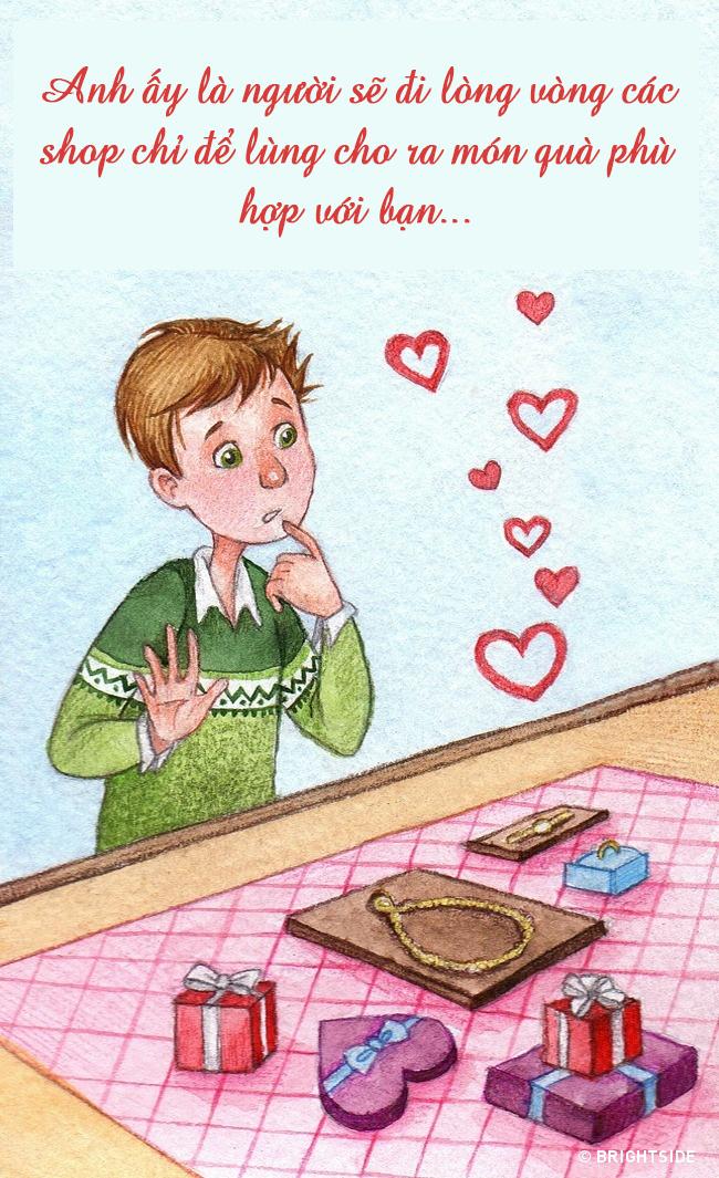 Bộ tranh: 15 hành động nhỏ làm nên điều tuyệt vời của tình yêu - Ảnh 11.