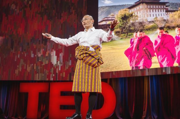 Bài diễn thuyết gây chấn động của thủ tướng Bhutan - quốc gia hạnh phúc nhất thế giới - Ảnh 4.