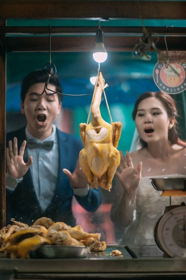 Bộ ảnh đưa nhau đi ăn khắp thế gian khiến bạn xem là muốn cưới - Ảnh 16.