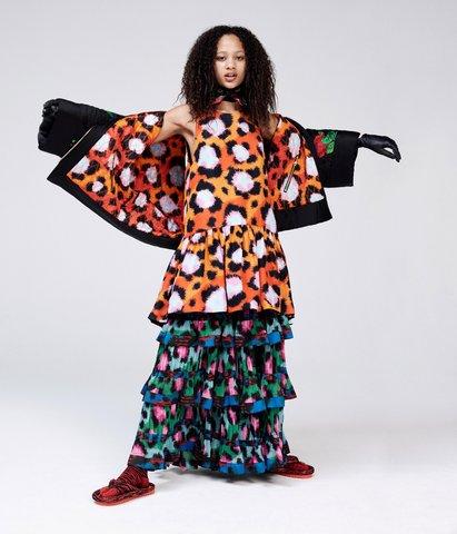 Xem kỹ lookbook và chuẩn bị tinh thần để xếp hàng mua H&M x Kenzo đi nào! - Ảnh 12.