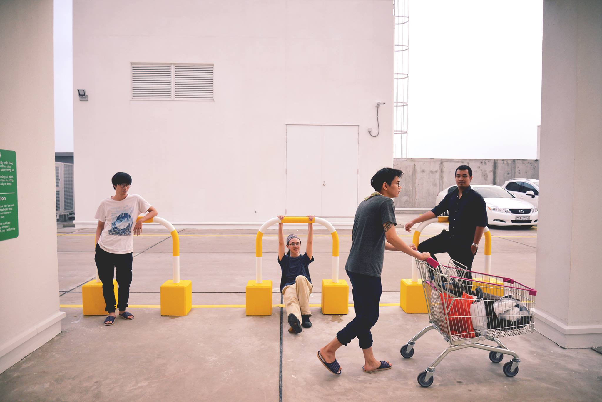 Mê nhạc Indie Việt thì không còn xa lạ gì bốn gã trai này - Ảnh 4.