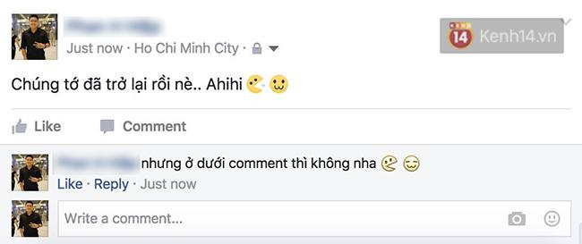 Biểu tượng :v và :3 trên Facebook bất ngờ hồi sinh với hình hài bựa không chịu được - Ảnh 1.