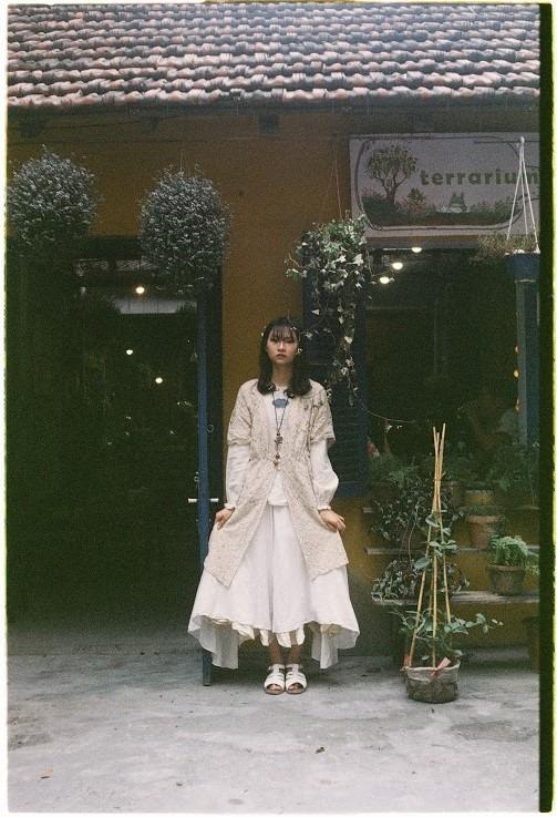 Mori Girl Việt Nam: Những cô nàng chỉ... mặc đồ thôi cũng bị coi là sinh vật lạ - Ảnh 8.