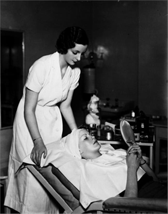 Trung tâm thẩm mỹ dành cho phái đẹp những năm 1930 trông như thế nào? - Ảnh 2.