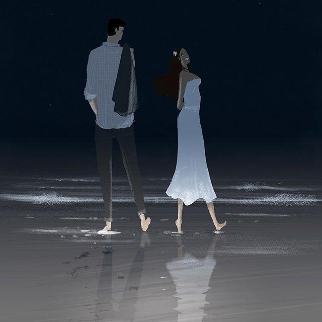 Bộ tranh: Hạnh phúc trong tình yêu bắt đầu từ những gì nhỏ bé nhất - Ảnh 13.